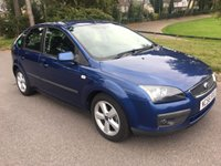 USED 2007 56 FORD FOCUS 1.6 ZETEC CLIMATE 16V 5d AUTO 101 BHP LOW MILEAGE LOCAL 5 DOOR AUTOMATIC TAKEN IN P/X BY US WITH FSH