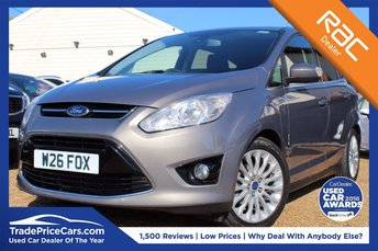 2012 FORD C-MAX}
