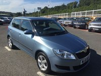 USED 2011 61 SKODA FABIA 1.2 SE TSI DSG 5d AUTO 103 BHP Only 33,000 miles just serviced before sale, lovely automatic