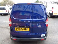 USED 2015 65 FORD TRANSIT COURIER 1.5 TREND TDCI 1d 74 BHP