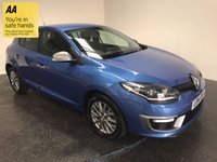 2014 RENAULT MEGANE 1.5 KNIGHT EDITION ENERGY DCI S/S 5d 110 BHP £5695.00