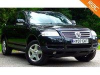 USED 2007 07 VOLKSWAGEN TOUAREG 3.2 V6 5d AUTO 237 BHP