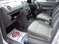 USED 2012 61 VOLKSWAGEN CADDY MAXI 1.6 C20 TDI KOMBI 5d 102 BHP