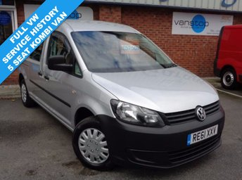 2012 VOLKSWAGEN CADDY MAXI
