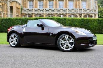 2010 NISSAN 370Z 3.7 V6 GT 3d 328 BHP £15290.00
