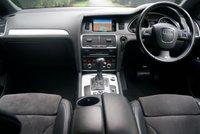 USED 2010 59 AUDI Q7 3.0 TDI QUATTRO S LINE 5d AUTO 240 BHP