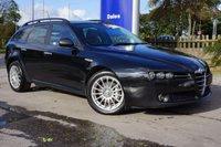 2009 ALFA ROMEO 159 1.9 JTDM 16V LUSSO SPORTWAGON 5d 150 BHP £5000.00