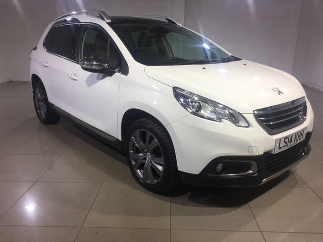 View our 2014 14 PEUGEOT 2008 1.6 E-HDI FELINE 5d 92 BHP