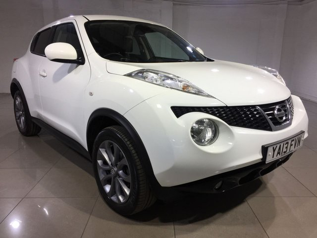 View our 2013 13 NISSAN JUKE 1.5 TEKNA DCI 5d 110 BHP