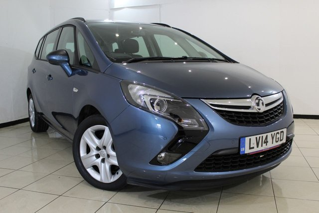 View our 2014 14 VAUXHALL ZAFIRA TOURER 2.0 EXCLUSIV CDTI 5DR AUTOMATIC 162 BHP