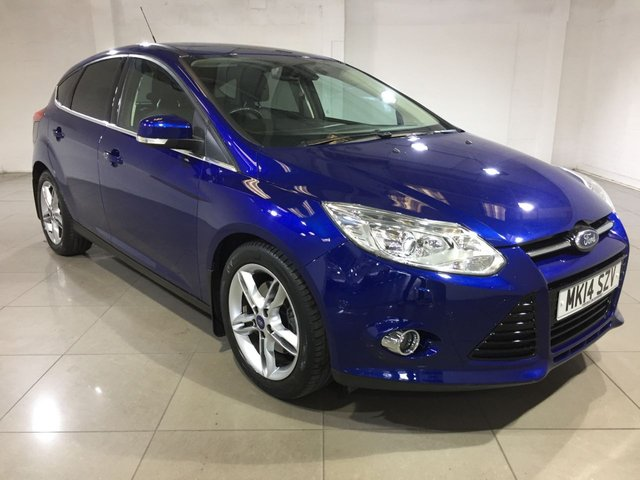 View our 2014 14 FORD FOCUS 2.0 TITANIUM X TDCI 5d AUTO 161 BHP