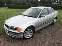 1999 BMW 3 SERIES 2.8 328I SE 4d AUTO 190 BHP Full Service History MOT 06/18 £1499.00