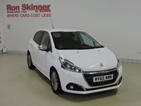 USED 2015 65 PEUGEOT 208 1.6 BLUE HDI S/S ALLURE 5d 100 BHP