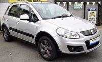 USED 2010 60 SUZUKI SX4 1.6 SZ-L 5d 118 BHP * LOW TAX GROUP - MASSIVE MPG *