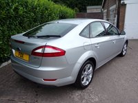 USED 2011 60 FORD MONDEO 2.0 SPORT 5d 145 BHP HATCHBACK