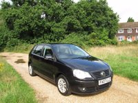 2007 VOLKSWAGEN POLO 1.2 S 5dr £2990.00