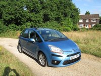 2007 CITROEN C4 PICASSO  1.6 HDi VTR+ EGS 5dr £2990.00