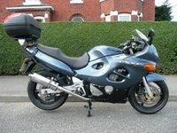 2000 SUZUKI GSX 750