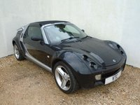 USED 2004 53 SMART ROADSTER 0.7 80 AUTO RHD 2d 81 BHP