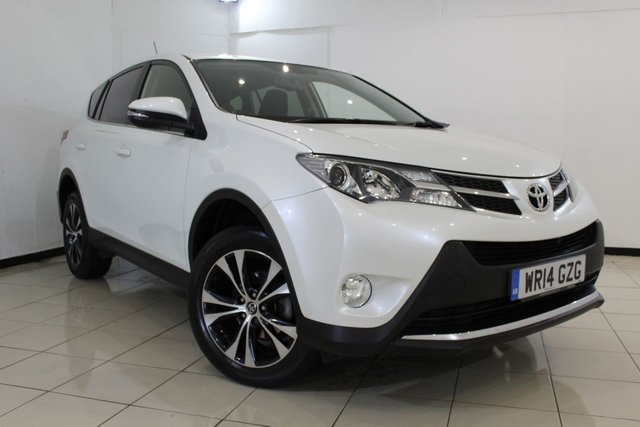 View our 2014 14 TOYOTA RAV4 2.0 D-4D ICON 5DR 124 BHP
