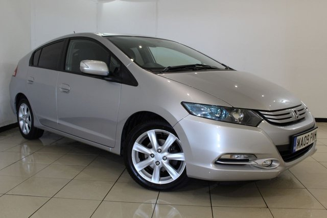 View our 2009 09 HONDA INSIGHT 1.3 IMA ES 5DR AUTOMATIC 100 BHP
