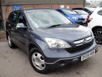 USED 2009 09 HONDA CR-V 2.2 I-CTDI SE 5d 139 BHP ANY PART EXCHANGE WELCOME, COUNTRY WIDE DELIVERY ARRANGED