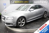 USED 2010 59 AUDI A5 2.0 TDI S LINE SPECIAL EDITION