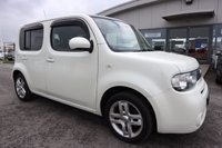 USED 2010 60 NISSAN CUBE 1.6 KAIZEN 5d 109 BHP LOW DEPOSIT OR NO DEPOSIT FINANCE AVAILABLE.
