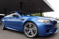 USED 2012 K BMW 5 SERIES 4.4 M5 4d AUTO 553 BHP