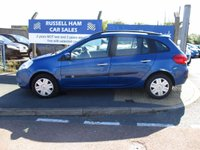 USED 2010 60 RENAULT CLIO 1.5 EXPRESSION DCI 5d 85 BHP 2 Stamps Of Service History .£30.00  Road Tax .Estate . New Mot & Full service On Collection . 2 years Free Mot & 2 Years Free Service Deal Included . 3 Months Russell Ham In-house Warranty . Finance Arranged - Credit Cards Accepted  .