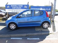 USED 2011 61 PEUGEOT 107 1.0 URBAN 5d 68 BHP 3 Stamps Of Service History .£20.00  Road Tax .1 Former Keeper . New Mot & Full service On Collection . 2 years Free Mot & 2 Years Free Service Deal Included . 3 Months Russell Ham In-house Warranty . Finance Arranged - Credit Cards Accepted  .