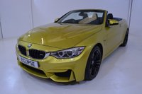 2014 BMW M4 3.0 DCT 2dr (start/stop) £44995.00