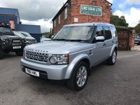 2011 LAND ROVER DISCOVERY