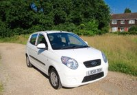 USED 2009 59 KIA PICANTO 1.0 1 5dr Low Insurance, 50MPG