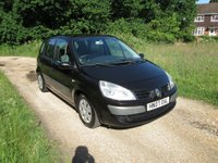 USED 2007 07 RENAULT SCENIC 1.5 dCi Expression Hatchback 5dr Alloy Wheels, Sun Roof