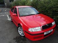 2001 SKODA OCTAVIA 1.8 RS TURBO 5d 177 BHP £1488.00