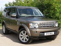 USED 2011 11 LAND ROVER DISCOVERY 3.0 4 TDV6 XS 5d AUTO 245 BHP GREAT ALL ROUND 4X4!!!