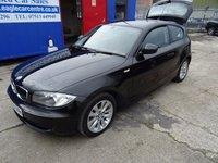 2010 BMW 1 SERIES 2.0 116D ES 3d 114 BHP £3695.00