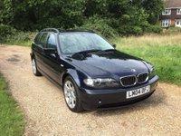 2004 BMW 3 SERIES 3.0 330d SE Touring 5dr £4290.00