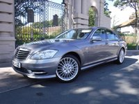 USED 2011 61 MERCEDES-BENZ S CLASS 3.0 S350 BLUETEC 4d AUTO 258 BHP ****FINANCE ARRANGED***PART EXCHANGE***FULL LEATHER***1 OWNER**19INCH ALLOYS