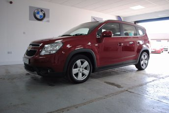 View our CHEVROLET ORLANDO