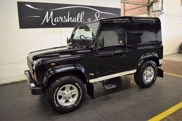 View our LAND ROVER DEFENDER 90 TD5