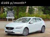 USED 2012 VOLVO V40 1.6 D2 SE 5d 113 BHP GREAT SPEC, HALF LEATHER, HEATED SEATS, REAR PARKING SENSORS, BLUETOOTH