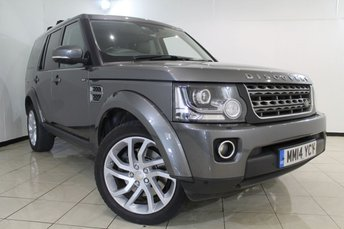2014 LAND ROVER DISCOVERY}