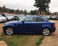 USED 2008 08 BMW 1 SERIES 123D SE