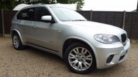USED 2010 60 BMW X5 3.0 XDRIVE 30d M SPORT 5dr AUTO Leather, Sat Nav, PDC, Xenons