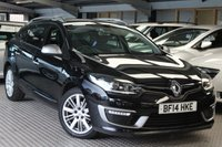 USED 2014 14 RENAULT MEGANE 1.5 GT LINE TOMTOM ENERGY DCI S/S 5d 110 BHP STUNNING AND RARE GT LINE ESTATE