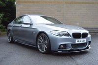 2014 BMW 5 SERIES 2.0 520D M SPORT 4d AUTO 181 BHP £18995.00