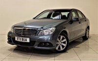 USED 2011 11 MERCEDES-BENZ C CLASS 2.1 C220 CDI BLUEEFFICIENCY SE 4d AUTO 168 BHP + 1 PREV OWNER +  EXCELLANT CONDITION