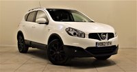 USED 2012 62 NISSAN QASHQAI 1.5 N-TEC PLUS DCI 5d 110 BHP + 1 PREV OWNER +  SERVICE HISTORY +  APPROVED DEALER